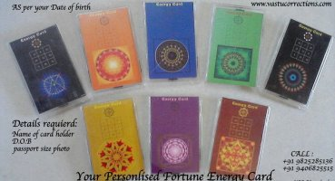 Fortune Energy Card